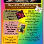 Réveillon de la Saint Sylvestre 2017 (c) Comité des Fêtes