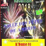 Reveillon saint sylvestre (c) Association KDANSE81