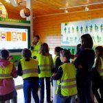 Un parcours ludique sur les déchets (c) Trifyl, service public