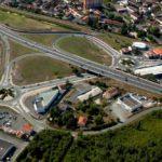 Echangeur RD 612 Route de Castres / © Grand Albigeois