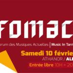 Fomac 2018, Forum des Musiques ACtuelles / © DR