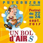 Festival Un Bol d'AirS, partenaire Dans Ton Tarn