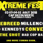 Xtreme Fest #6, premières annonces et ouverture de la billetterie