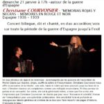 Concert bilingue- Christiane Courvoisier (c) CAFE PLUM