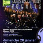 Constellations vocales (c) Conservatoire de Musique et de Danse du Tarn