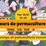 Cours de permaculture (c) Association Le Jardin d'émerveille