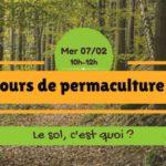Cours de permaculture : le sol, c'est quoi ? (c) Le Jardin d'émerveille
