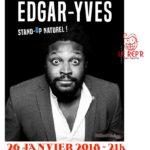 Edgar-yves dans