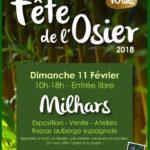 Fete De L'osier 10ième Edition (c) Mairie de Milhars et groupe du fleurissement