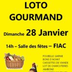 Loto gourmand (c) COMITE DES FETES FIAC BRAZIS