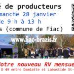 Marché de producteurs (c) Mairie de Fiac