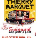 One Man Show - Thierry Marquet (c) Café-Théâtre Le REP'R