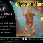 Rock Occitan avec Christian Almerge et Test (c) Stiletto