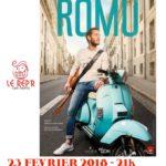 Romu (c) Café-Théâtre Le REP'R
