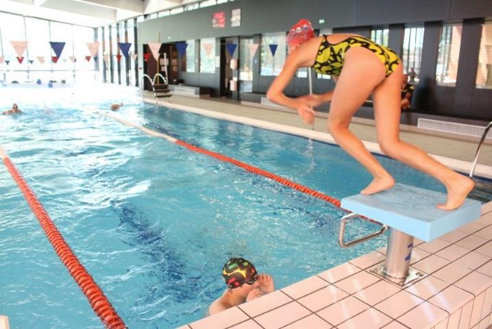 Carmaux, la piscine / © Ville de Carmaux