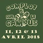 Festival Complot sur le Campus, partenaire Dans Ton Tarn