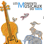 Festival Les Moments Musicaux du Tarn, partenaire Dans Ton Tarn