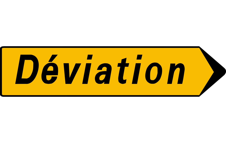 Déviation / © DR