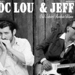 Doc Lou & Jeff H en Concert (c) Le Petit Café