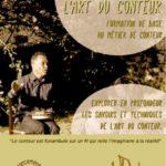 Formation professionnelle L'art du conteur (c) association Dahu téméraire