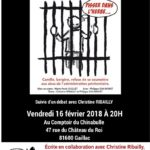 Soirée repas + théâtre + débat au Chinabulle (c) Association Au Comptoir du Chinabulle