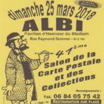41è Salon des Collectionneurs (c) Albi Collections
