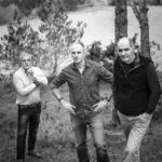 Henri Darasse, Alain Fabreal et Alain Garrigue, Çapeint / © DR