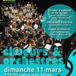 Concert Choeurs & Orchestres (c) CMDT/ Comité des Fêtes de Cuq