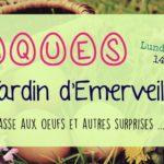 Pâques au Jardin d'émerveille (c) Association Le Jardin d'émerveille