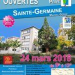 Portes ouvertes collège Sainte-Germaine (c) Collège Sainte Germaine
