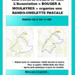 Rando-omelette pascale (c) L'Association