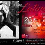 Stage de danses (c) Association KDANSE81