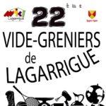 22ème vide-greniers de Lagarrigue (c) MJC Lagarrigue