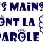 Café Signes (c) Les Ateliers - Les mains ont la parole