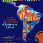 Concert Amérique Latine (c) Conservatoire de Musique et de Danse du Tarn