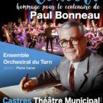 Concert hommage Paul Bonneau (c) Ensemble Orchestral du Tarn