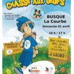 Grande Chasse aux oeufs (c) Secours populaire français du Tarn