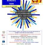 Journées Européennes des Métiers d'Art (c) chantal celotto