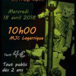 Laissez-moi rêver (c) MJC Lagarrigue