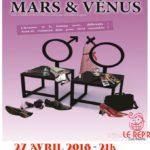 Mars et Vénus (c) LE REP'R