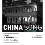 Photographie China Song Dominique Laugé (c) Service Patrimoine