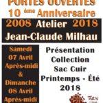 Portes Ouvertes- Atelier de Maroquinerie (c) Jean-Claude Milhau
