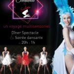 Revue Tentation du Cabaret Stiletto (c) Stiletto