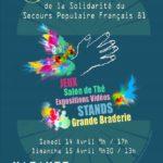 Salon de la solidarité secours populaire 81 (c) Secours populaire français du Tarn
