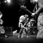 The EX, post punk expérimental (c) Les Comploteurs festifs & Le Retour du Jeudi