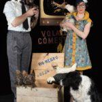 Théâtre , cirque : Voler dans les plumes (c) Pôle culture et attractivité