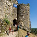 Visite guidée de la forteresse de Penne (c) AGIT