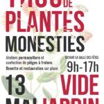 5ème troc de plantes et vide jardin (c) Lez'Arts d'Ânes
