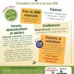 Biocybèle 2018 (36e éd.) (c) Nature & Progrès Tarn