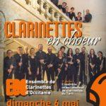 Clarinettes en choeur (c) Conservatoire de Musique et de Danse du Tarn